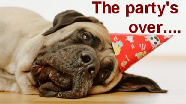 parties over
