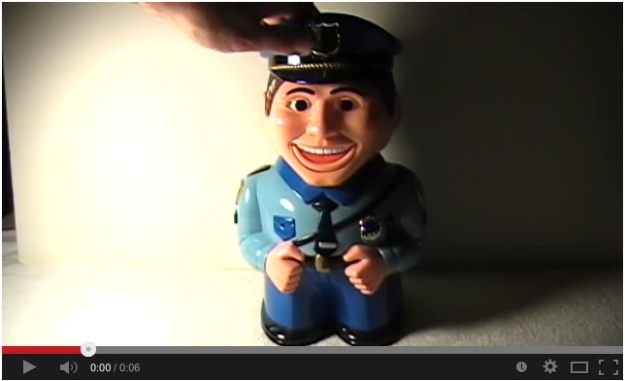 "Look, you can buy your very own ""Food Police"" cookie jar.  Click to watch the video..."